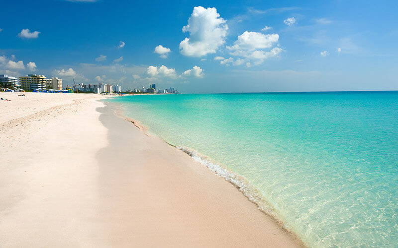 © Depositphoto - Sergey Borisov.Südstrand-Miami