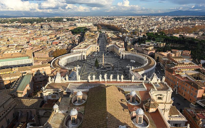 Vatikan, Rom © Depositphoto - Andreas Fink