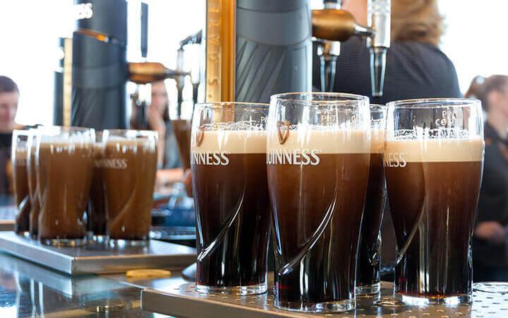 Guinness Bier - © Depositphoto - Jelle Van der Wolf